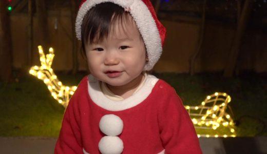 誕生日の反省を活かし子供とのクリスマス楽しめた!